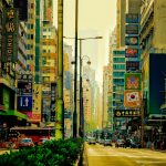 【香港】地球タクシー「香港を走る」 BGM