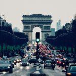 【パリ】地球タクシー「パリを走る」 BGM